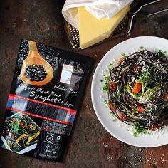 سباغيتي عضوية بالبقوليات - غنية بالبروتين و الالياف - متوفرة في #ممر في #سيفكو #منتجات_سيفكو_العضوية Organic Black Bean Spaghetti - High In Protein And Fiber - Available In #Aisle10 In #Saveco #Saveco_Organics
