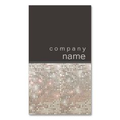 Modern and Hip FAUX Sequin Groupon Business Card Templates. This is a fully customizable business card and available on several paper types for your needs. You can upload your own image or use the image as is. Just click this template to get started!