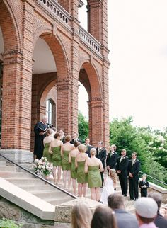 Courthouse wedding in Minnesota