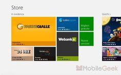 Ecco una semplice soluzione per tutti coloro che hanno installato Windows 8, e si ritrovano con un Windows Store scarno e con poche applicazioni.
