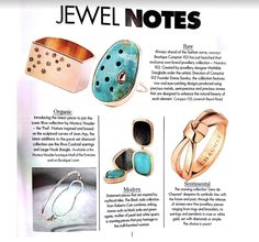 And we are in THE one and only ELLE with our new jewelry collection NUMERO So proud !