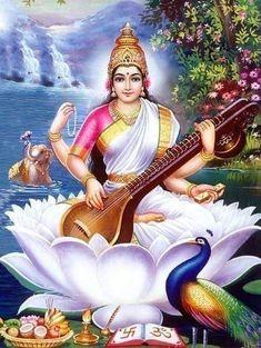 Vivi Devi Dasi: Yoga y Danza con Amor Arte Shiva, Shiva Art, Ganesha Art, Shiva Shakti, Saraswati Photo, Saraswati Goddess, Saraswati Mata, Krishna Radha, Saraswati Vandana