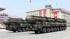 The war of words between the leaders of the United States and North Korea has reached a fever pitch in recent weeks. North Korea continues to develop Korea News, Armored Truck, Korean People, Popular Mechanics, Military Weapons, Engine Types, New Politics, Deep, North Korea