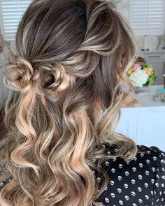 Prom Hairstyles 734227545483692748 - Source by Formal Hairstyles For Long Hair, Romantic Hairstyles, Medium Bob Hairstyles, Homecoming Hairstyles, Everyday Hairstyles, Cute Hairstyles, Wedding Hairstyles, Hairstyles Videos, Medium Hair Styles