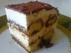 Tiramisu reţetă originala Food And Drink, Diet, Cooking, Ethnic Recipes, Desserts, Sweets, Salads, Kitchen, Tailgate Desserts