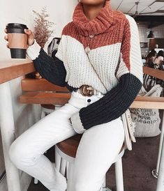 : 15 Trendy Autumn Street Style Outfits For This Year - fall outfits simple denim outfits fall fashion outfits, cute fall outfits fall outfits fall outfit ideas autumn outfits, 2019 fall fashion trends womens, fall fashion must haves, autumn outfits 2019 Cute Fall Outfits, Fall Fashion Outfits, Fall Fashion Trends, Winter Fashion Outfits, Mode Outfits, Look Fashion, Trendy Outfits, Autumn Fashion, Denim Outfits