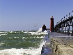 So many great memories here...Grand Haven, Michigan