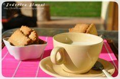 La cucina di Federica: Biscotti con farina integrale di farro
