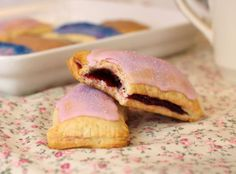 How to Make Homemade Pop Tarts® with Pastry Filling