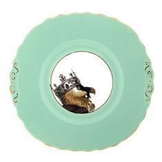 Melody Rose Vulture Cake Plate