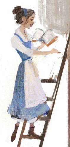 """""""Belle"""", Katie Huon"""