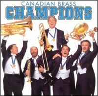Canadian Brass.  I accompanied these guys in the '80s as well. Awesome Awesome Awesome