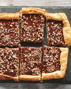 Emeril's Pecan-Chocolate Chip Pie | Christmas Cheer | Pinterest ...