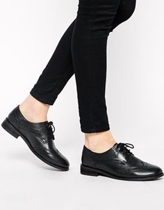 Buy ASOS MILLIONAIRE Leather Brogues at ASOS. With free delivery and return options (Ts&Cs apply), online shopping has never been so easy. Get the latest trends with ASOS now. Black Oxfords, Leather Brogues, Der Gentleman, Baskets, Asos Shoes, Fancy Shoes, Dream Shoes, Looks Style, Types Of Shoes