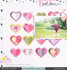 We are all hearts over this super sweet layout by @junglebarrya created with the gorgeous papers and embellishments from our January 2018 Hip Kits. Just check the floral hearts!!! For complete details be sure to visit our blog. . . #hipkit #hipkitclub #hipkits #hkcexclusive #hkcexclusiveephemera #hkcexclusivepaper #hkcexclusiveprojectlifecards #scrapbooking #scrapbookkitclub #january2018hipkit #mixedmedia #echoparkpaper #fashionista #ranger #timholtz #distressoxide #cratepaper #mainsqueeze…