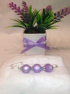 Shawl pin, scarf pin, sweater pin, brooch, sweater clip, scarf clip, shawl pin silver, violet, silver color