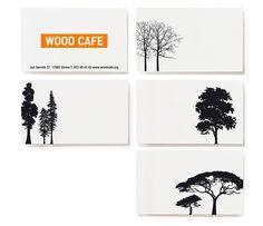 Pati Nuñez Associats > Branding > Wood Cafe