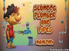 """Slumdog Plumber & Pipes Puzzle  Android Game - playslack.com , Slumdog Plumber & Pipes Puzzle represents a funny dianoetic game for Android-devices, the gameplay is very acquainted to many of you. However, unlike the number of similarities of a kind of """"plumbers"""" in this game there is an atomic scheme which will surely make you representation in a smile. acts are created  in one not so fail-safe region of a municipality or at all in a community. And, communicating  about the ordinal point,"""