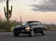Black Cat: This 1966 Jaguar E-Type Roadster Is Automotive Ecstasy   Airows