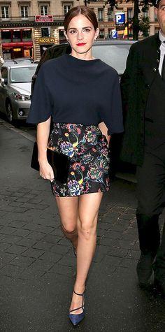 Adorable Emma Watson Street Style 6