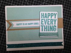 Judy Faye's Place: Operation Smile - Happy Everything #CTMH