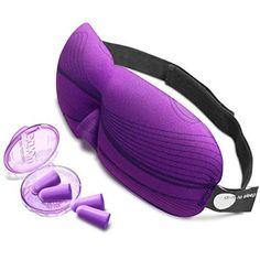 Eye Mask Black or Purple DRIFT TO SLEEP, MOLDEX Ear Plugs The natural sleep aid Patented Sleep mask with adjustable straps and contoured shape Blindfold lets you enjoy restful sleep wherever you are! DRIFT TO SLEEP http://www.amazon.com/dp/B00PL9SSYA/ref=cm_sw_r_pi_dp_JRpZvb1MP0MM1: