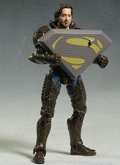 Jor-El Man of Steel Movie Masters action figure by Mattel