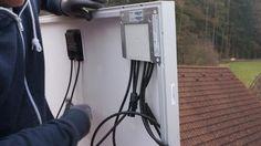 Photovoltaik selber montieren - Die Aufdachmontage in Eigenregie @ diybook. Solar, Home Appliances, Technology, Photovoltaic Systems, Camper Interior, Roof Tiles, House Appliances, Tech, Appliances