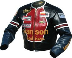 The Star jacket from Vanson Leathers. From a review of 6 retro motorcycle jackets in the September/October 2008 issue of Motorcycle Classics.