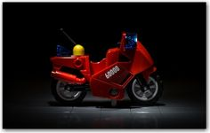 Moto de pompier Lego Photo, Motorcycle, Inspiration, Firefighter, Biblical Inspiration, Motorcycles, Motorbikes, Inspirational, Inhalation