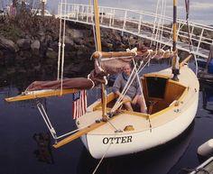 William Garden Canoe Yawl Eel Otter
