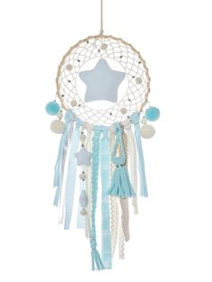 Dream Catcher is perfect interior design element for a child's room. 💙