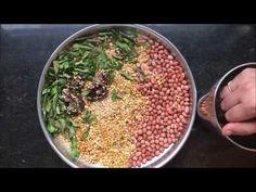 Mason Jar Meals, Meals In A Jar, Indian Food Recipes, Vegetarian Recipes, Peanut Chutney, Jar Recipes, Powder Recipe, Chutney Recipes, Chutneys