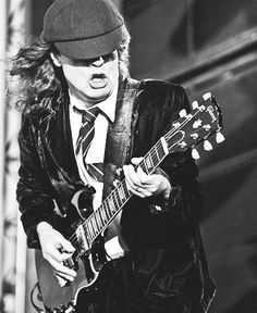 Angus Young ~ AC/DC