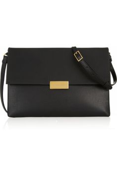 Stella McCartney | Beckett faux leather shoulder bag | NET-A-PORTER.COM