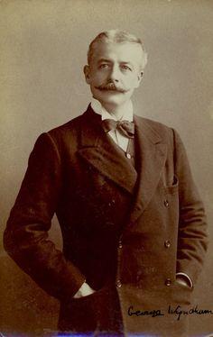 Vintage handsome gentleman 003 by ~MementoMori-stock on deviantART