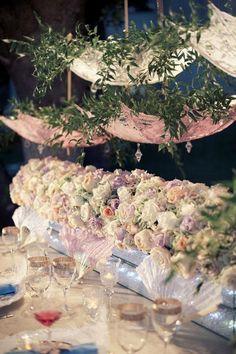 Tablescape  ● Marie Antoinette Inspired