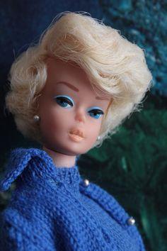 Euro Bubblecut Barbie