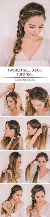 100 charming braided hairstyles ideas for medium hair (118)