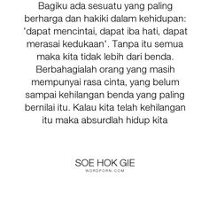 19 Best Gie Images Quotes Indonesia Quotes Words