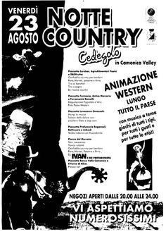 Notte Country a Cedegolo http://www.panesalamina.com/2013/15883-15883.html