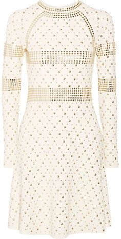Michael Kors dress, cream~~ Dantasy fashion... *affiliate