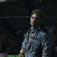 Ooh there's someone behind! #fallout #gaming