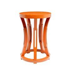 Bungalow 5 Hourglass Side Table #shopcandelabra #tinitables
