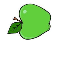 Pomme verte pour jeux de motricité