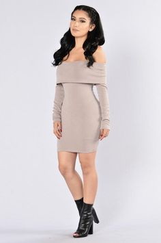 The Getaway Dress - Khaki