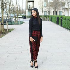 Check out this ASOS look http://www.asos.com/discover/as-seen-on-me/style-products/?ctaref=249335