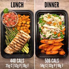"Josh Cortis on Instagram: ""Bruschetta Chicken for Lunch and Deconstructed Chicken Pot Pie for Dinner. Both of these recipes are posted on my website under the recipes…"" Easy Meal Prep, Lunch Meal Prep, Easy Meals, Healthy Cooking, Healthy Snacks, Healthy Meal Prep, Healthy Recipes, Healthy Eating, Weight Gain Meal Plan"