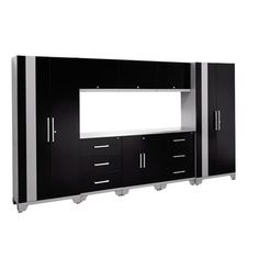 NewAge Products Performance Series 9-piece Cabinet Set