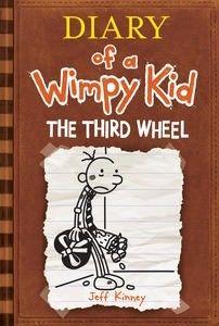 The Third Wheel: Diary of a Wimpy Kid by Jeff Kinney    Order on JBO: https://www.bennett.com.au/secure/JBO5/QuickSearch.aspx?Search=9780670076949=ISBN